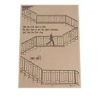 FASHION POSTER(ファッションポスター) B1(約73cm×100cm) ポスター(ヴィンテージ) ポスターのみ お洒落 ニューヨーク 街並み 海外 STOP 外観 町 街 (fg-poster-677-b1B1vint)