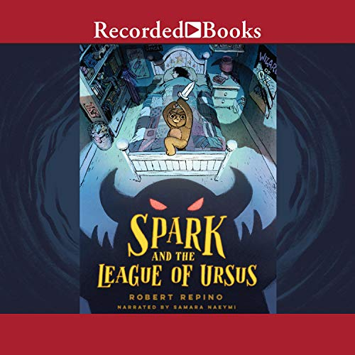 Spark and the League of Ursus  By  cover art