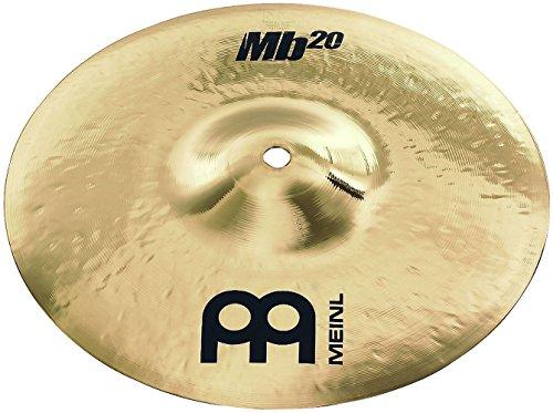 Meinl Cymbals MB20-10RS-B MB20 Serie 25,4 cm (10 Zoll) Rock Splash Brilliant Becken