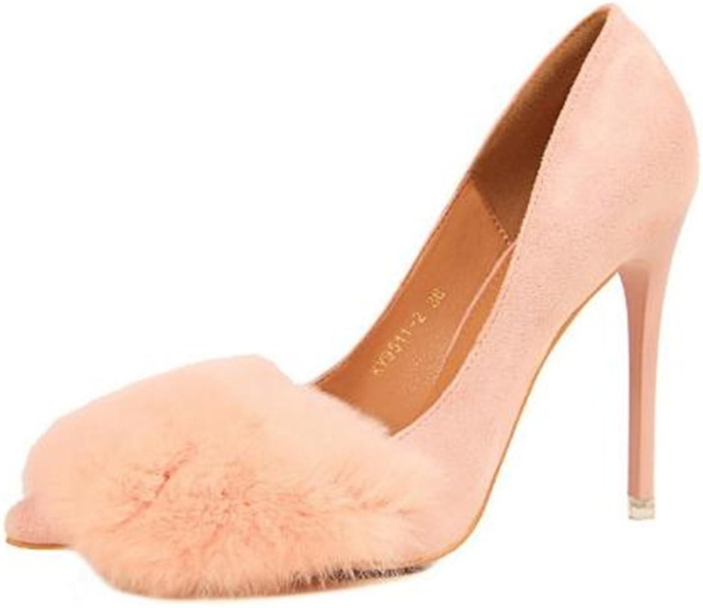 Hanglin Trade Women Pumps Fashion Design High Heels shoes Casual shoes Woman Wedding shoes