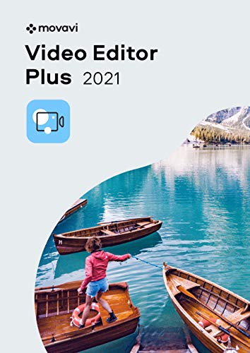Movavi Video Editor Plus 2021 Personal | Persönlich | 1 Gerät | PC | PC Aktivierungscode per Email
