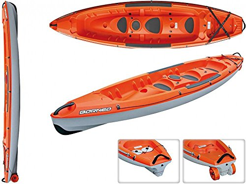 BIC PERFORMANCE Sit-On-Top Kayaks 2016 - Borneo - 411cm