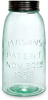 CTW Half Gallon Mason Jar with Lid