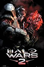 Halo Wars 2 - Gaming Poster/Print (Atriox) (Size: 24 inches x 36 inches) (Poster & Poster Strip Set)