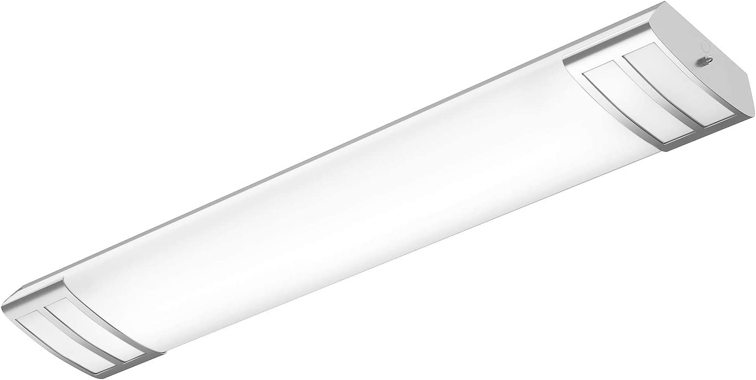FaithSail 4FT Excellence LED Flush Special price for a limited time Mount 50W Fixtures Light Kitchen 5600lm