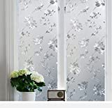 Electrostatic technology, no adhesive, easy to cut and easy to paste. Can be self installed at home and can be removed when not required. Protection of privacy, so enjoy the quiet and comfortable living space. Can provide UV protection and are the pe...