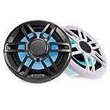 Fusion XS-FL65SPGW Sports Altavoces Marinos XS Series 6.5' 200W con LED