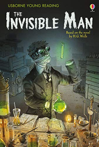Frith, A: Invisible Man (Young Reading Series 3)