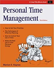 Personal Time Management (Crisp Fifty-Minute Series)