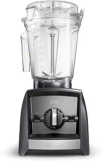 Vitamix VTX A2500 GY Ascent Series A2500i blandare, 100 % tritanplast (BPA-fri), 2 liter, grå