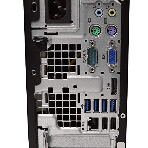 Ordinateur de Bureau HP Elite 8300 2018 SFF Intel Core i7-3770 - 3