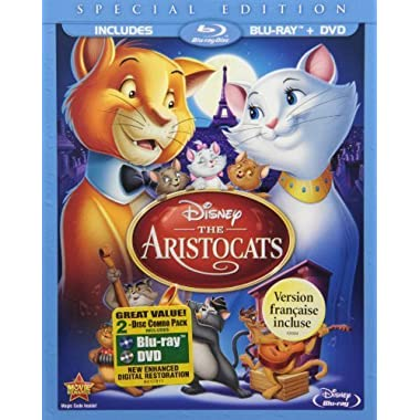 The Aristocats (Two-Disc Blu-ray/DVD Special Edition in Blu-ray Packaging) by Walt Disney Video
