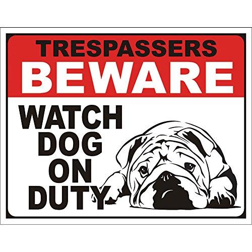 beware of bulldog - 2