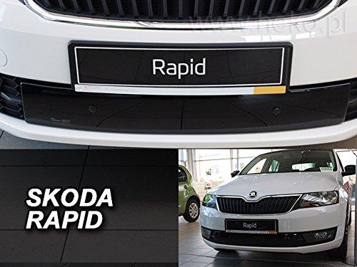 Seitenwindabweiser Skoda Rapid/Spaceback 5D 2012R (dolna)