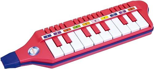 BONTEMPI-MP 1012/N-instrument de musique-Mélodica 10 touches