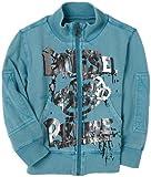 Diesel Big Boys' Screech Sweater,Turquoise,10
