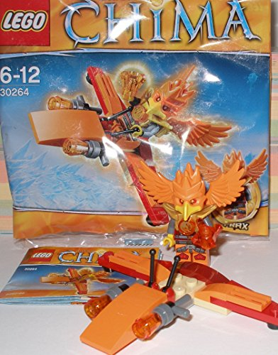 LEGO 30264 Legends of Chima: Frax´ Phoenix Flyer (exklusives Sonderset, Polybeutel)