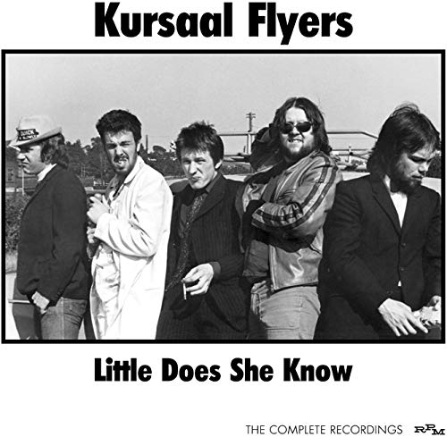 Little Does She Know ~ The Complete Recordings: 4CD Capacity Wallet