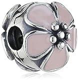 Pandora - Ciondolo da donna, argento sterling 925 e smalto, cod. 791041EN40...