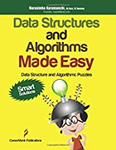 By Narasimha Karumanchi Data Structures and Algorithms Made Easy: Data Structure and Algorithmic Puzzles (2nd Second Edition) [Paperback]