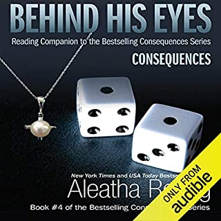 Behind His Eyes - Consequences audiobook cover art