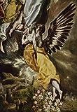 El Greco – Assumption of the Virgin (Detail) El Greco