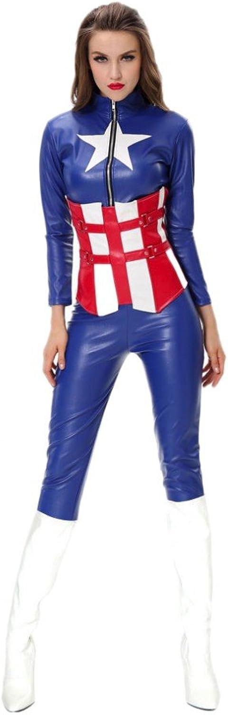 American Hero Sexy Superhero Costume Size XS S