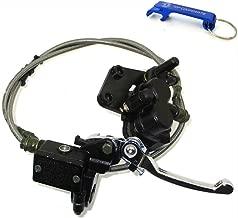 TC-Motor Front Hydraulic Master Brake Caliper Lever Assy 1150mm Line for Chinese 50cc 70cc 90cc 110cc 125cc 140cc 150cc 160cc 180cc 190cc Pit Dirt Bike