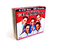 Only the Best of The Flamingos (4-CD) by Flamingos (2008-09-30)