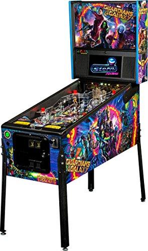 Stern Pinball Guardians of the Galaxy Arcade Pinball Machine, Pro Edition thumbnail image