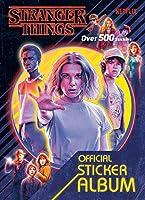 Stranger Things: The Official Sticker Album (Stranger Things)