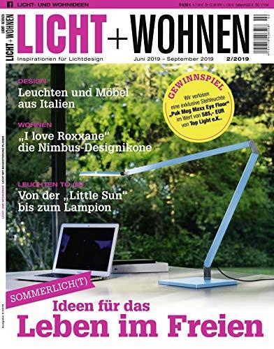Roxxane Nimbus-Designikone Sommerlich(t) Leben im Freien Leuchten to go