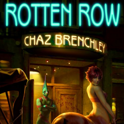Rotten Row audiobook cover art