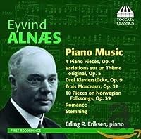 アイヴィン・アルネス:ピアノ作品集