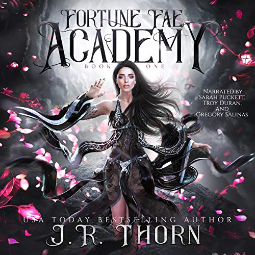Fortune Fae Academy: Book One cover art