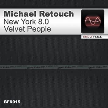 New York 8.0 / Velvet People