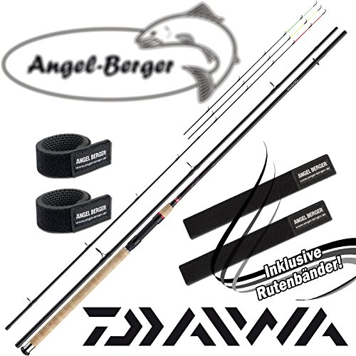 Angel-Berger Daiwa Ninja X Feeder Feederrute Rutenband (3,90m / 50-150g)