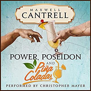 Power, Poseidon, and Piña Coladas audiobook cover art