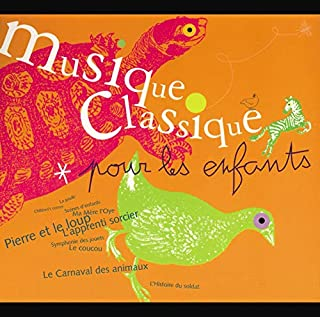 Musique classique pour les enfants Vol. 1 : Pierre et le loup, L'Apprenti-sorcier... (B00004XT23) | Amazon price tracker / tracking, Amazon price history charts, Amazon price watches, Amazon price drop alerts