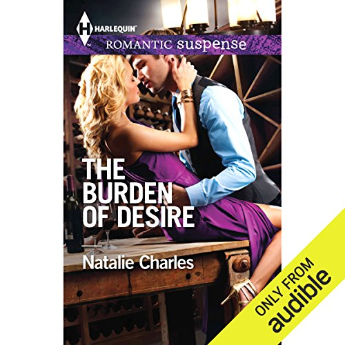 The Burden of Desire audiobook cover art