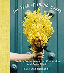 3cdd4cc4512 This is a new book that I received in the mail this week. The cover is  absolutely beautiful and I love the topic. Joy and happiness is something  that we all ...