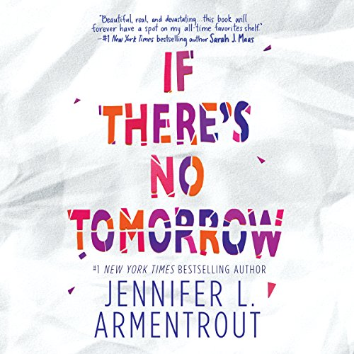 If There's No Tomorrow audiobook cover art