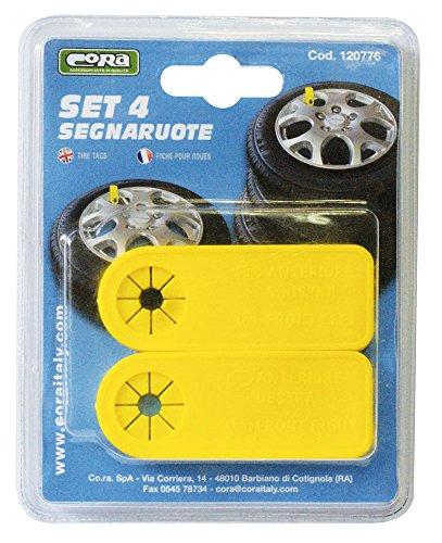 Cora 000120776 Tire Tags 4 Radmarker