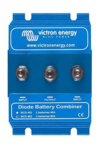Victron Energy - Coupleurs de batteries à diode Argo 80A pour 2 Batterie Victron Energy - BCD000802000