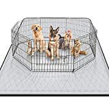 Gimars Heavy Absorbency Non-Slip Washable Waterproof Dog Mat, Reusable 65'x48' Anti-Tear Dog Training Pads, Quick Dry Whelping Pads for Dogs, Pee Pads for Incontinence, Crate, Playpen, Kennel Sleeping