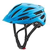 Cratoni Pacer+ Fahrradhelm, Blue Matt, L-XL