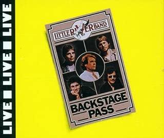Backstage Pass Originals