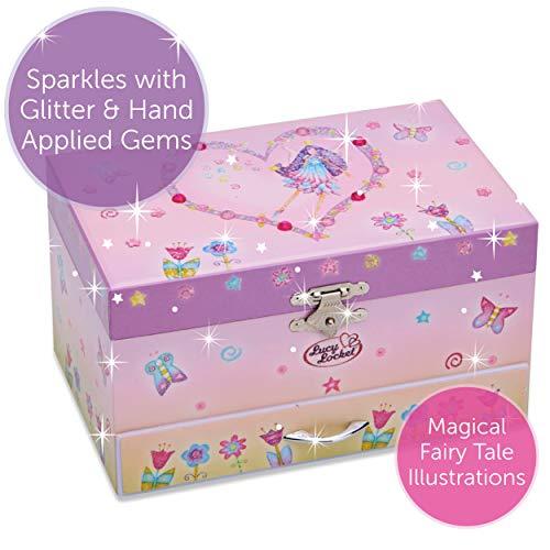 Fee Schmuckkästchen – Rosa Spieluhr für Kinder – Lucy Locket - 5