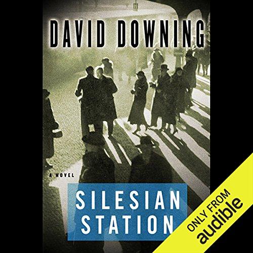Silesian Station  audiobook cover art