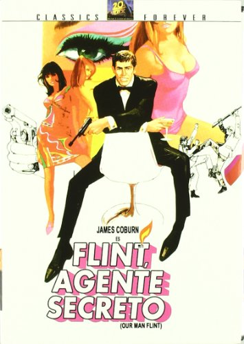 Flint, Agente Secreto [DVD]